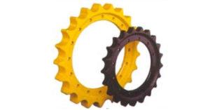 koło napędowe segmentowe